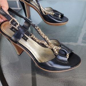 Vintage Nine West Platform sandals